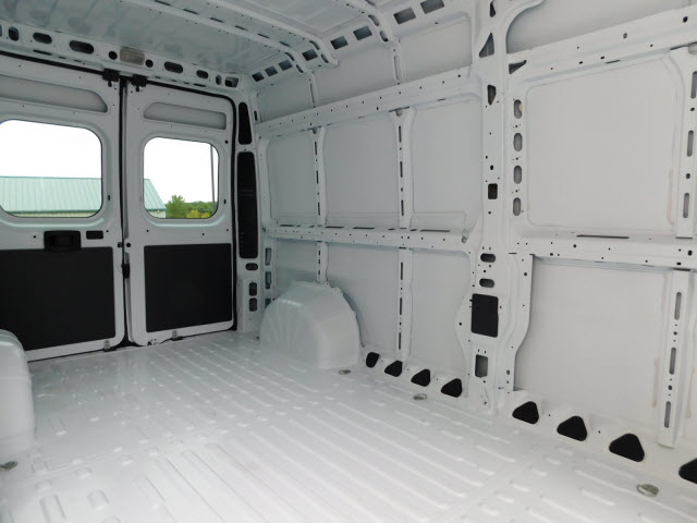 2018 ProMaster 2500 High Roof FWD,  Empty Cargo Van #18885 - photo 2