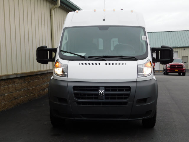 2018 ProMaster 2500 High Roof FWD,  Empty Cargo Van #18885 - photo 3