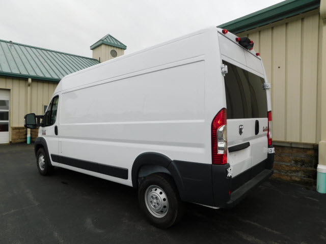 2018 ProMaster 2500 High Roof FWD,  Empty Cargo Van #18885 - photo 5