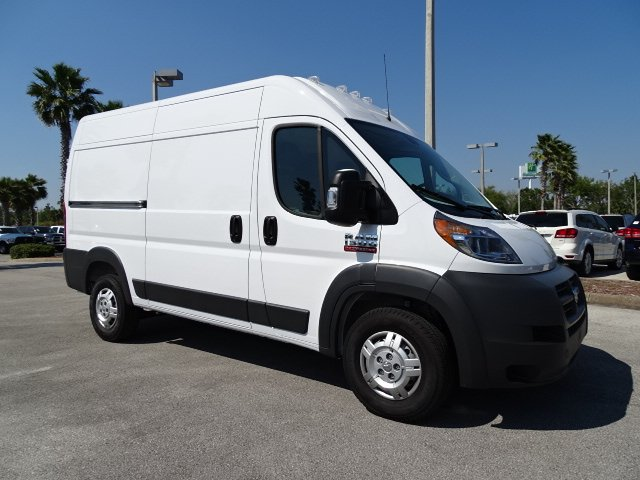 2018 ProMaster 1500 High Roof FWD,  Empty Cargo Van #IT-R18774 - photo 1