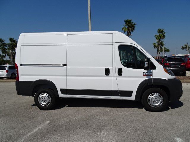 2018 ProMaster 1500 High Roof FWD,  Empty Cargo Van #IT-R18774 - photo 3