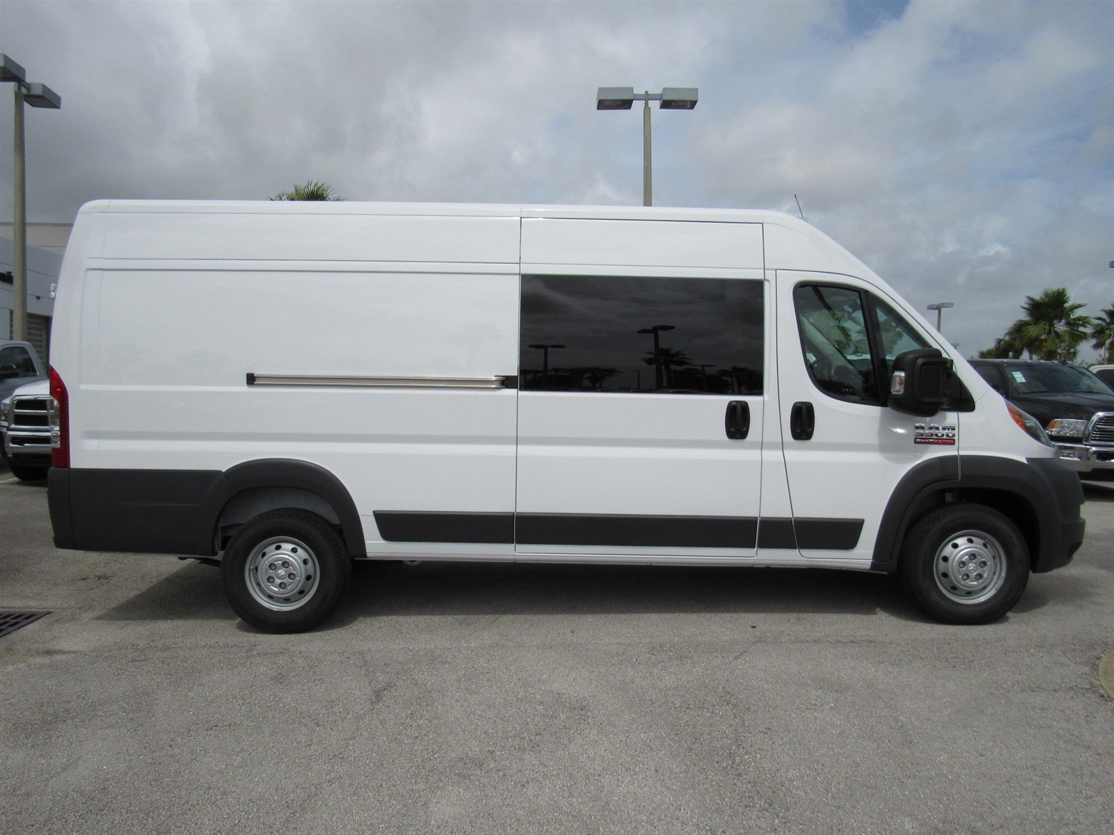 2017 ProMaster 3500 High Roof, Cargo Van #R17216 - photo 4