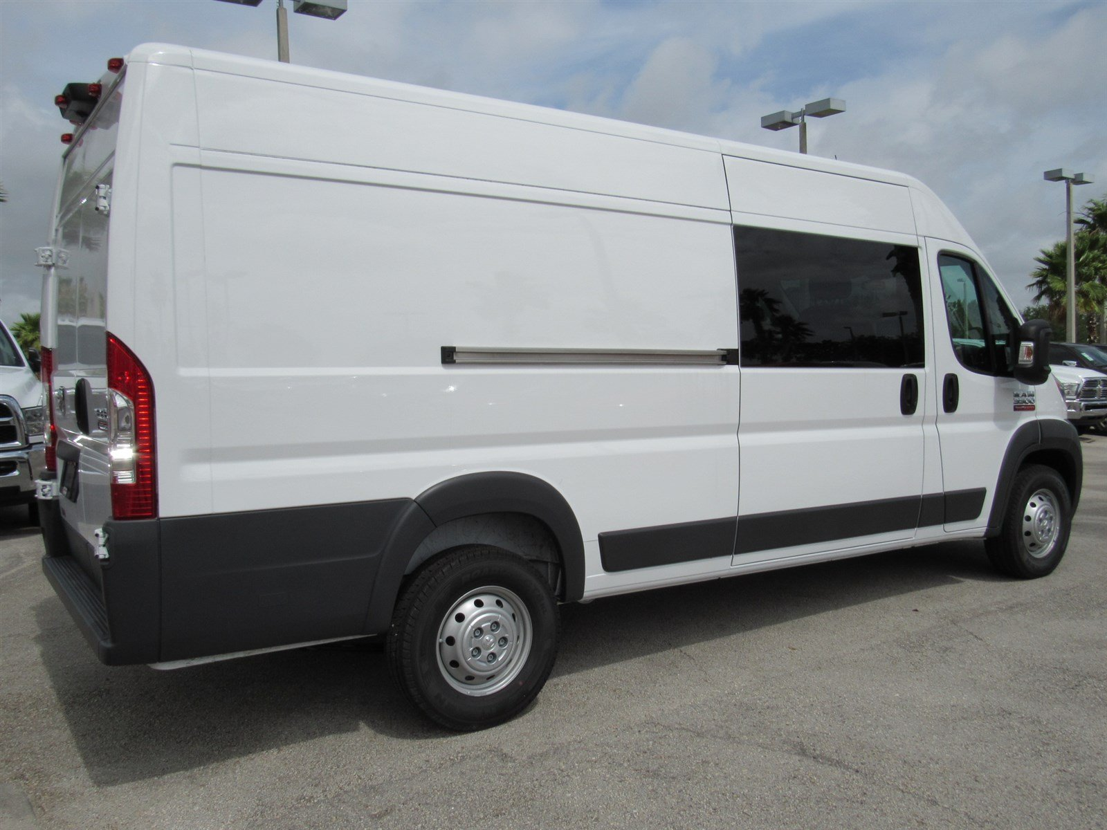 2017 ProMaster 3500 High Roof, Cargo Van #R17216 - photo 5