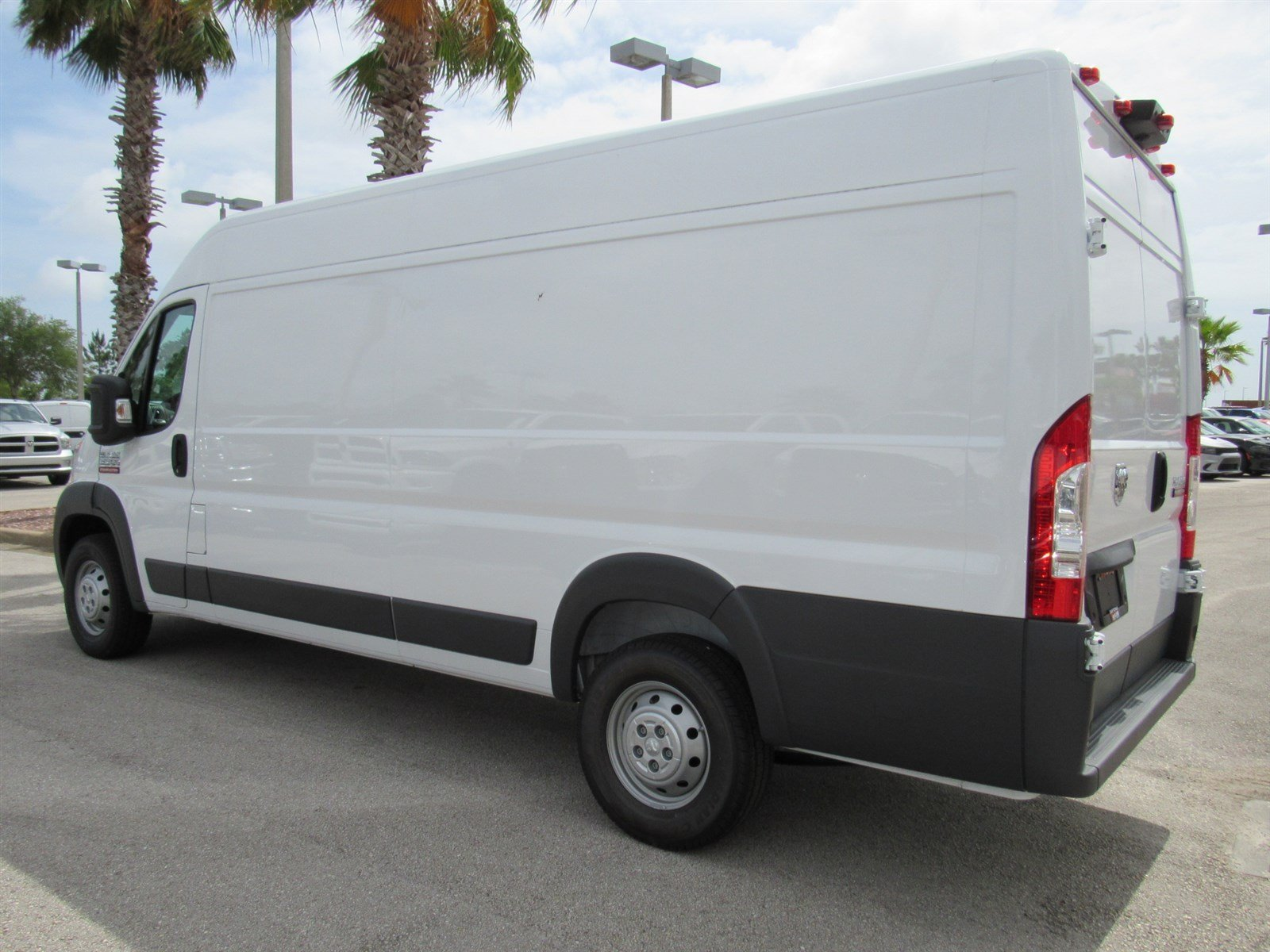 2017 ProMaster 3500 High Roof, Cargo Van #R17216 - photo 7