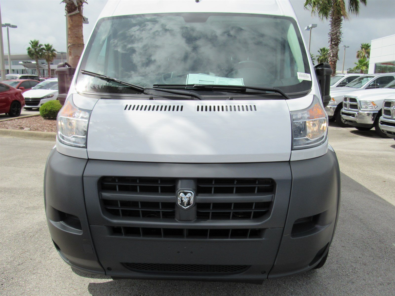 2017 ProMaster 3500 High Roof, Cargo Van #R17216 - photo 8