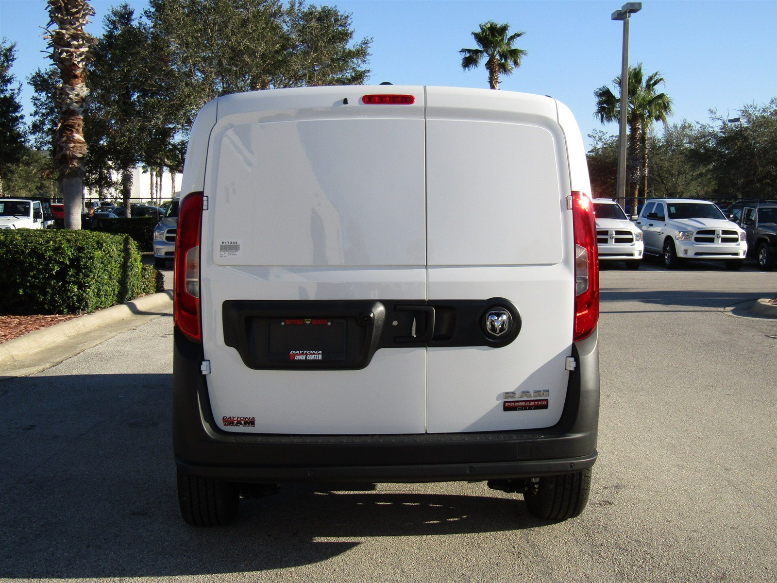 2017 ProMaster City Cargo Van #R17344 - photo 6