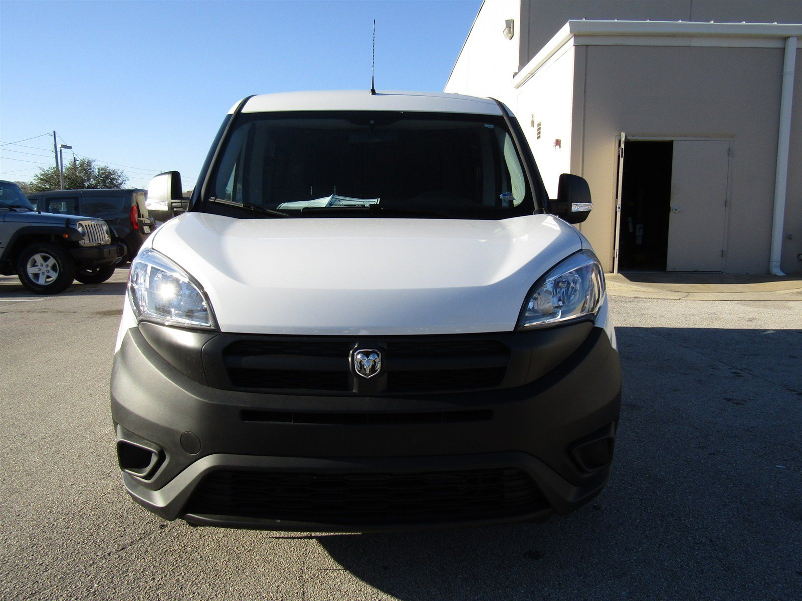 2017 ProMaster City Cargo Van #R17344 - photo 8