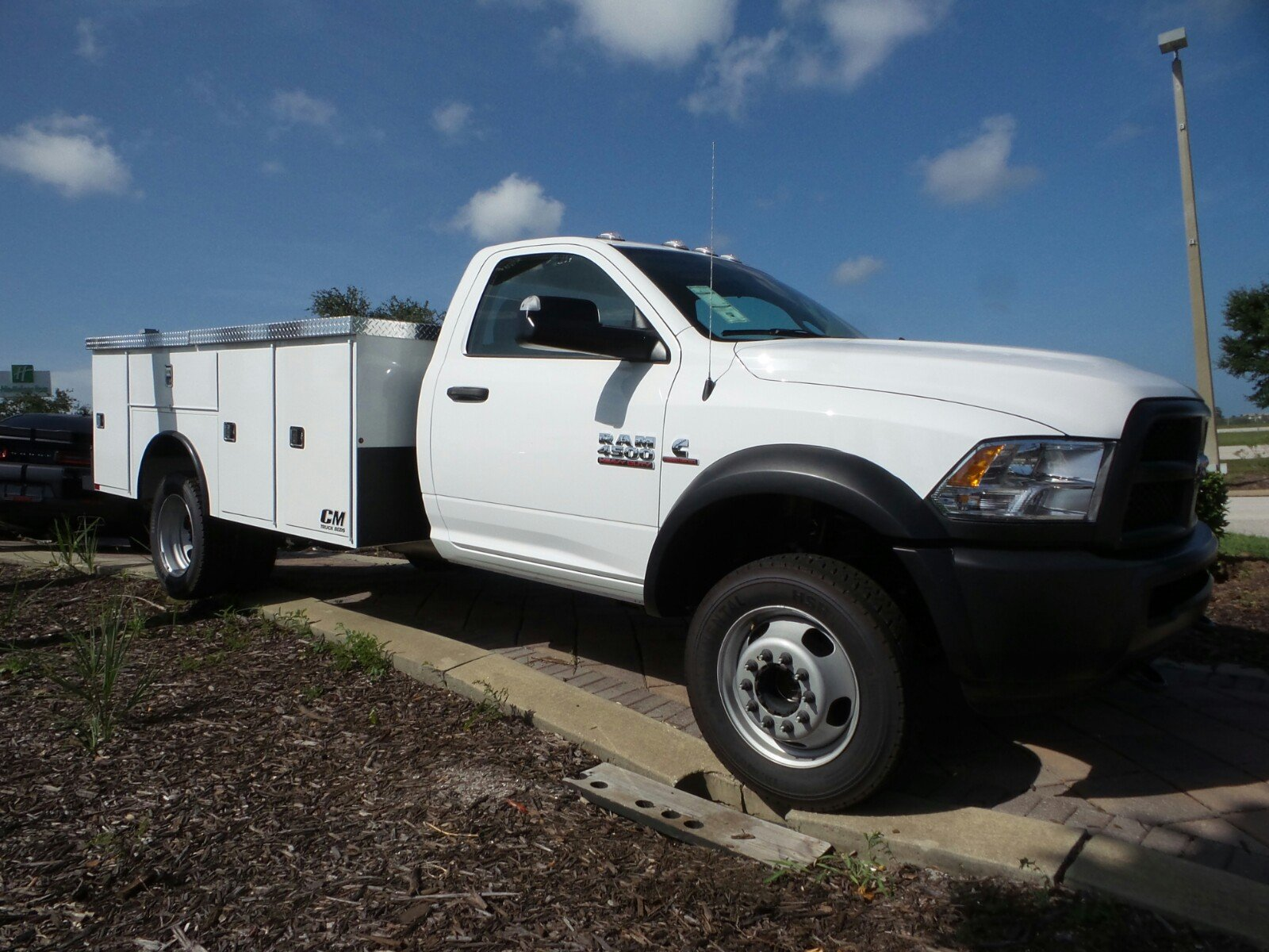 2017 Ram 4500 Regular Cab DRW 4x4, Service Body #R17568 - photo 3