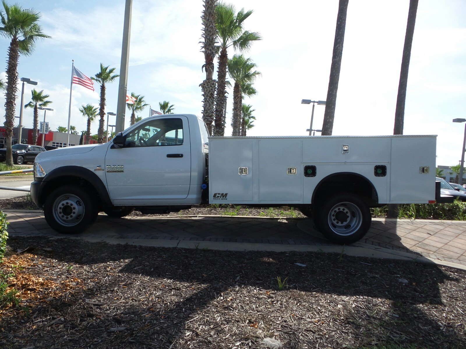 2017 Ram 4500 Regular Cab DRW 4x4, Service Body #R17568 - photo 17