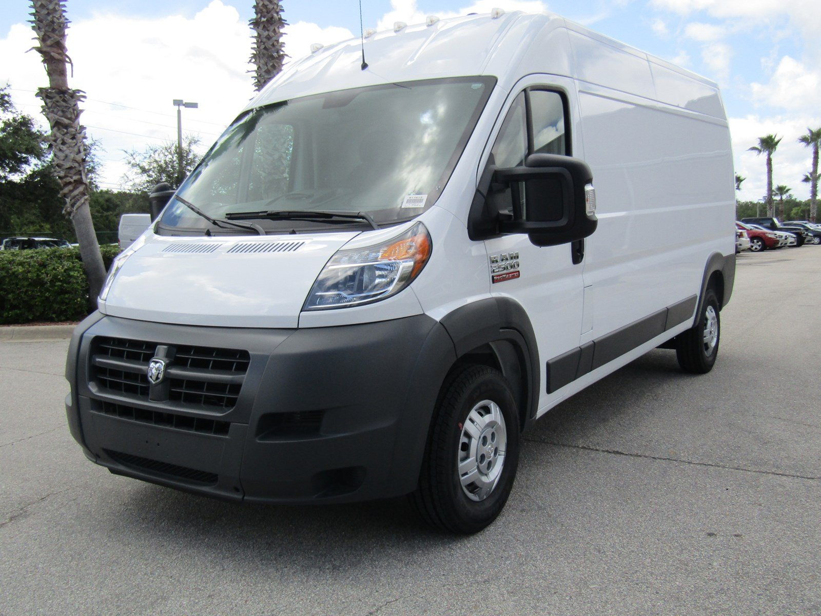 2017 ProMaster 2500 High Roof, Cargo Van #R17612 - photo 8