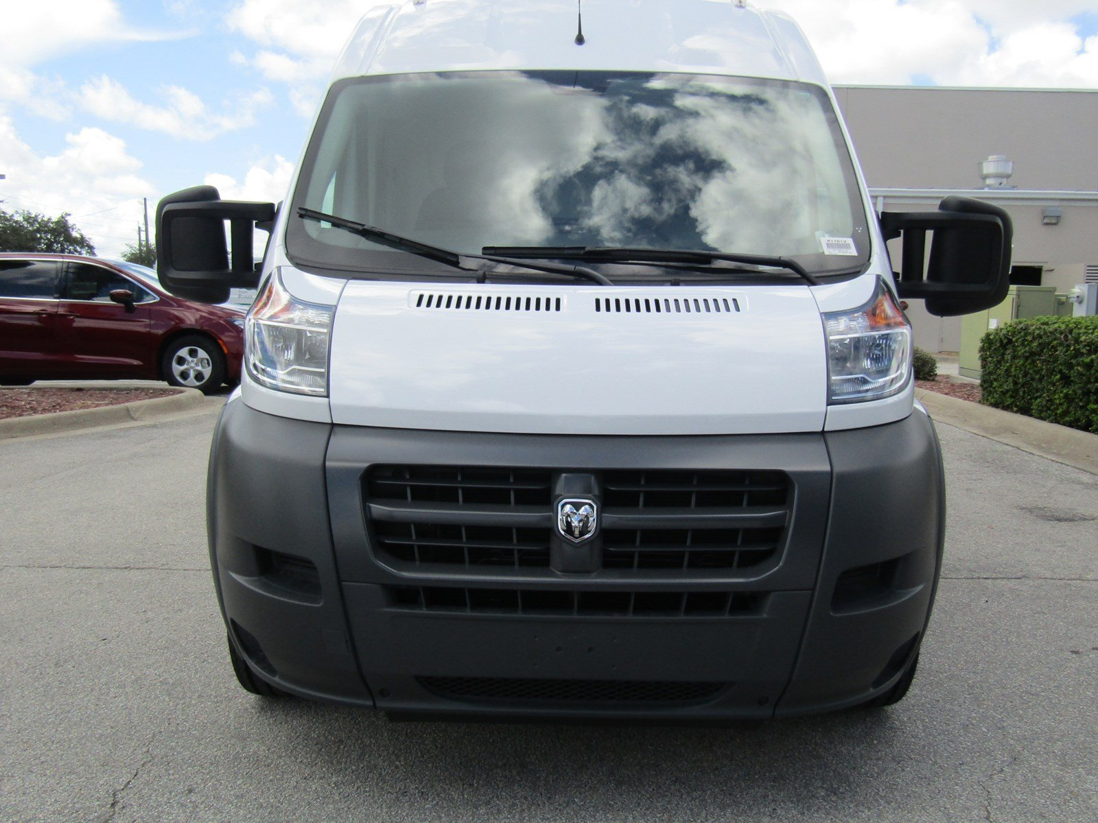 2017 ProMaster 2500 High Roof, Cargo Van #R17612 - photo 9