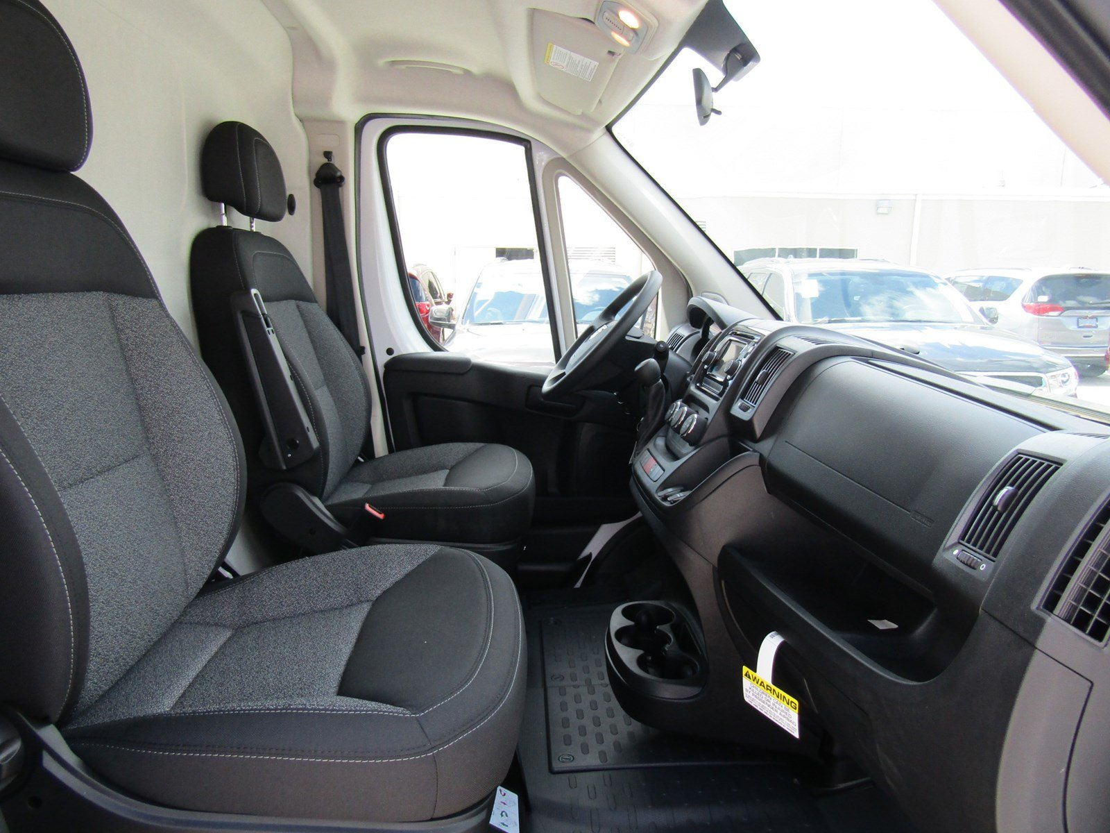 2017 ProMaster 2500 High Roof, Cargo Van #R17612 - photo 14