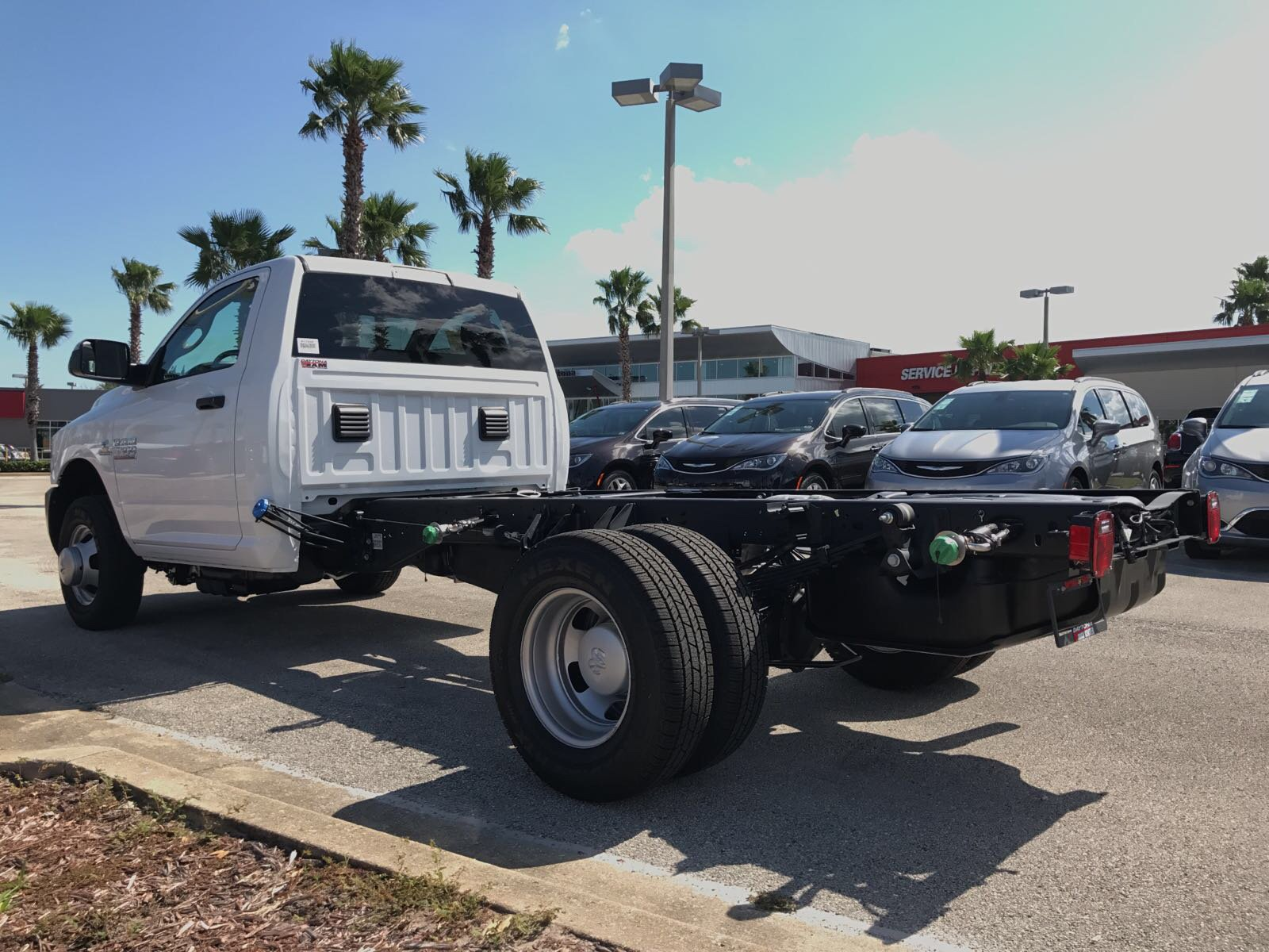 2017 Ram 3500 Regular Cab DRW 4x4, Cab Chassis #R17699 - photo 2