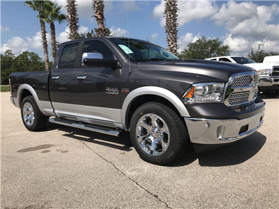 2017 Ram 1500 Quad Cab Pickup #R17730 - photo 7