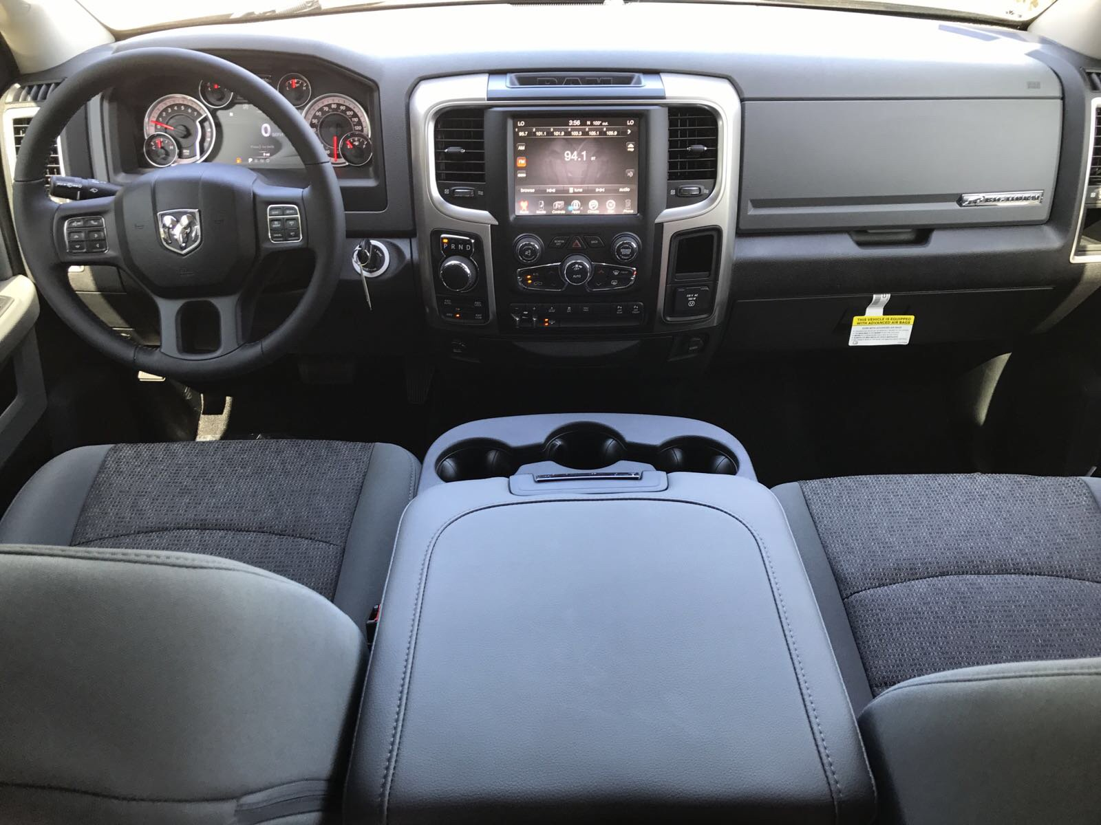 2017 Ram 1500 Crew Cab 4x4, Pickup #R17742 - photo 14