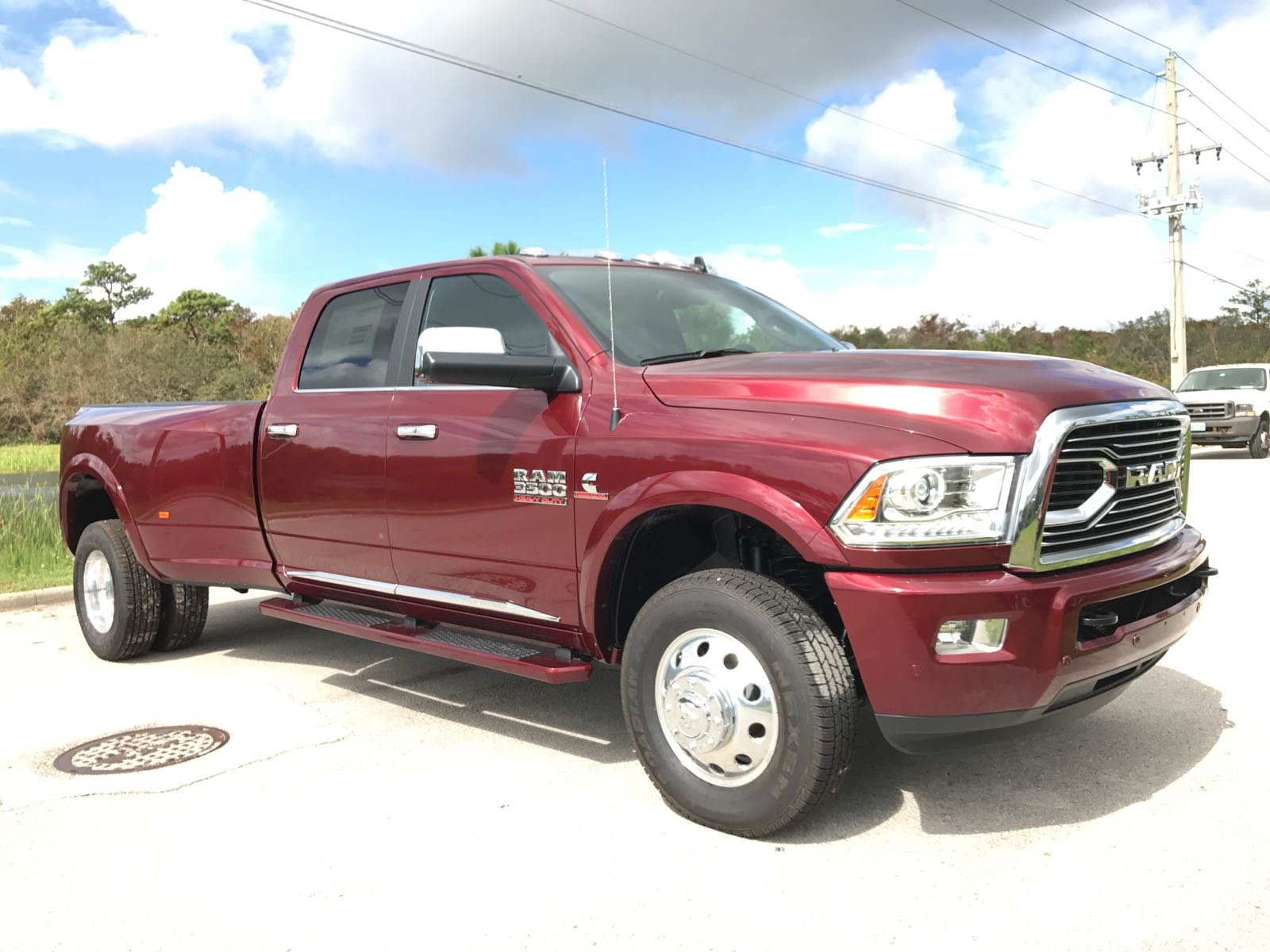 2017 Ram 3500 Crew Cab DRW 4x4 Pickup #R17749 - photo 1
