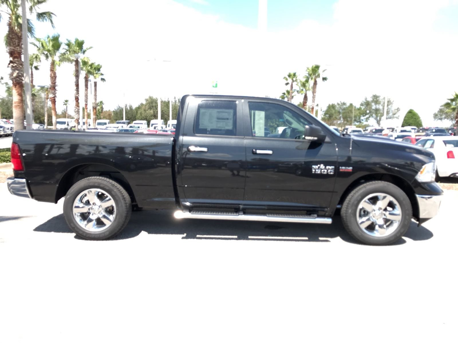2017 Ram 1500 Quad Cab Pickup #R17756 - photo 4