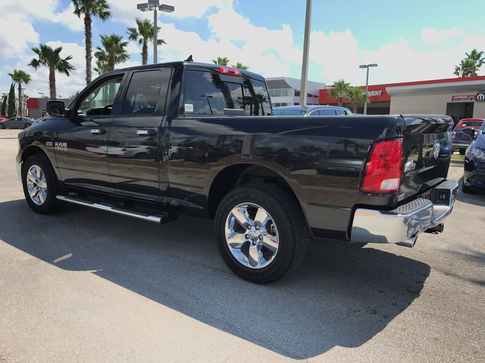 2017 Ram 1500 Quad Cab Pickup #R17756 - photo 2