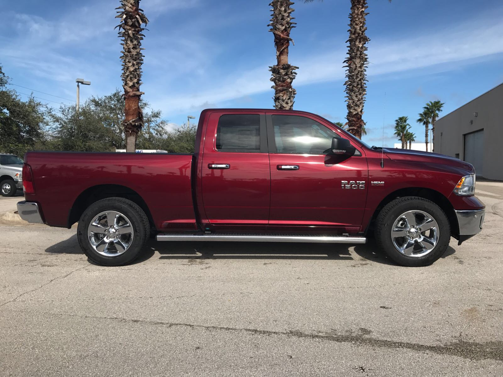 2017 Ram 1500 Quad Cab Pickup #R17757 - photo 6