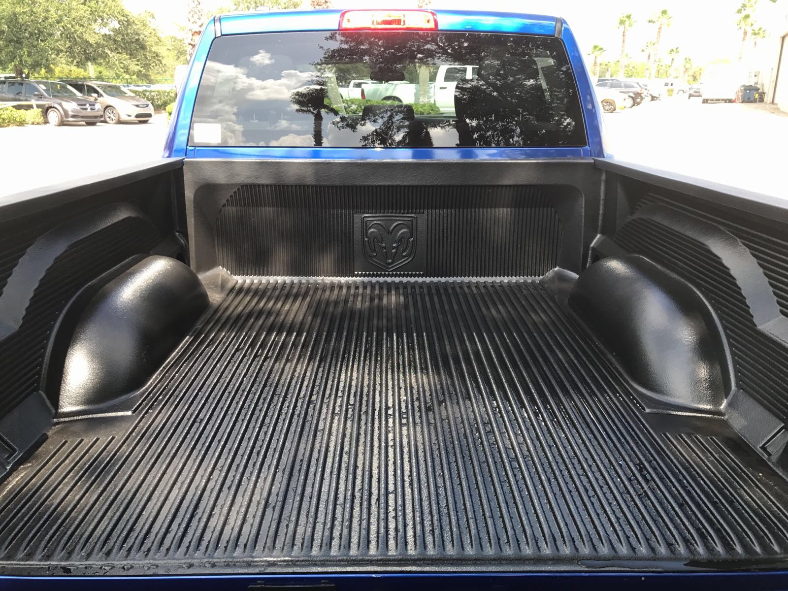 2017 Ram 1500 Crew Cab 4x4 Pickup #R17761 - photo 12