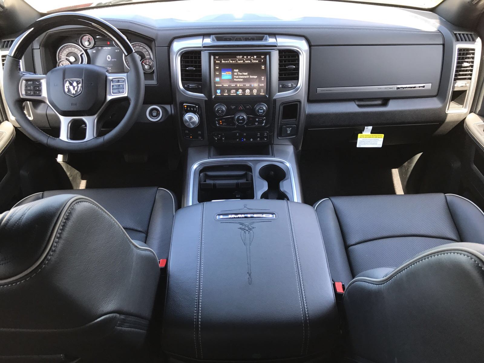 2017 Ram 1500 Crew Cab 4x4 Pickup #R17838 - photo 13