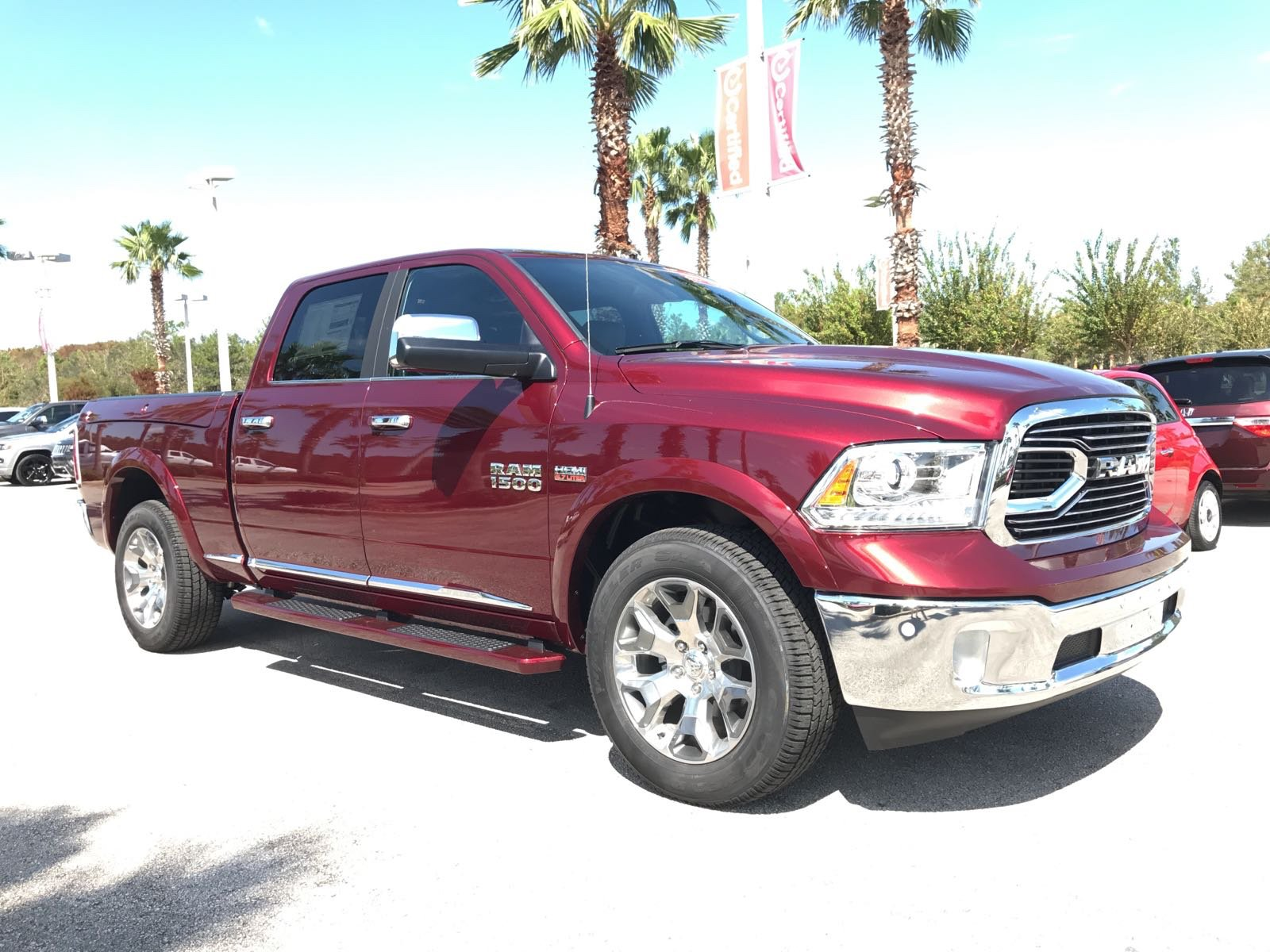 2017 Ram 1500 Crew Cab 4x4 Pickup #R17838 - photo 3