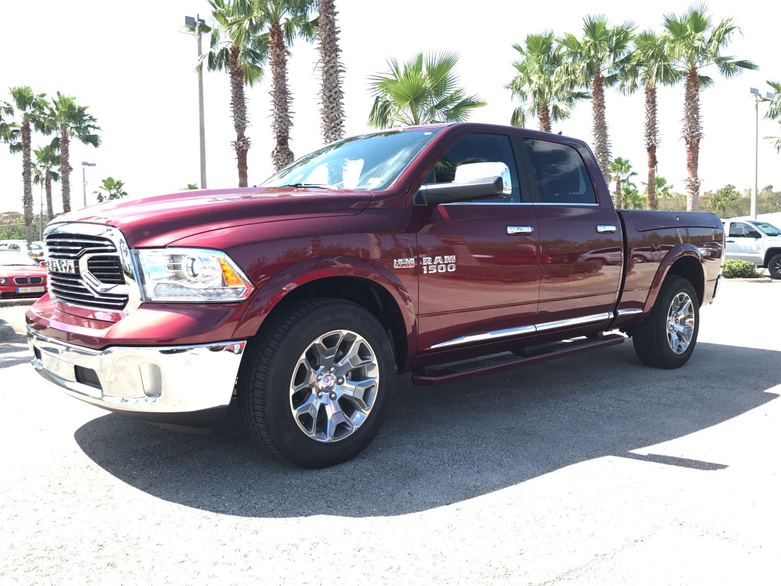2017 Ram 1500 Crew Cab 4x4 Pickup #R17838 - photo 1