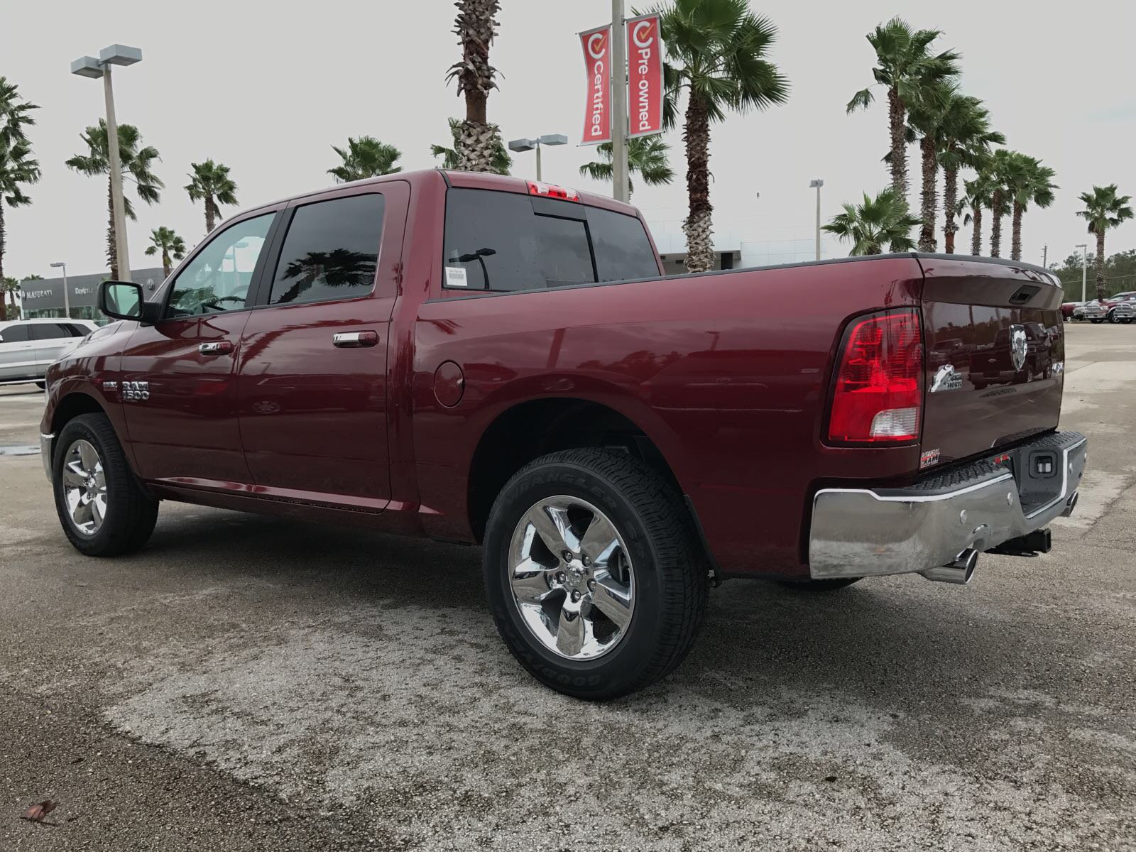 2017 Ram 1500 Crew Cab 4x4 Pickup #R17876 - photo 2
