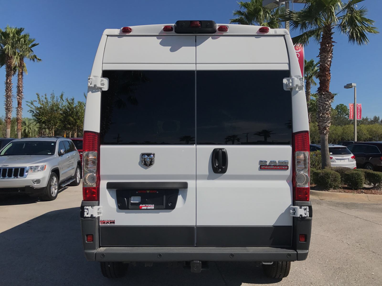 2018 ProMaster 1500 High Roof FWD,  Empty Cargo Van #R18007 - photo 6