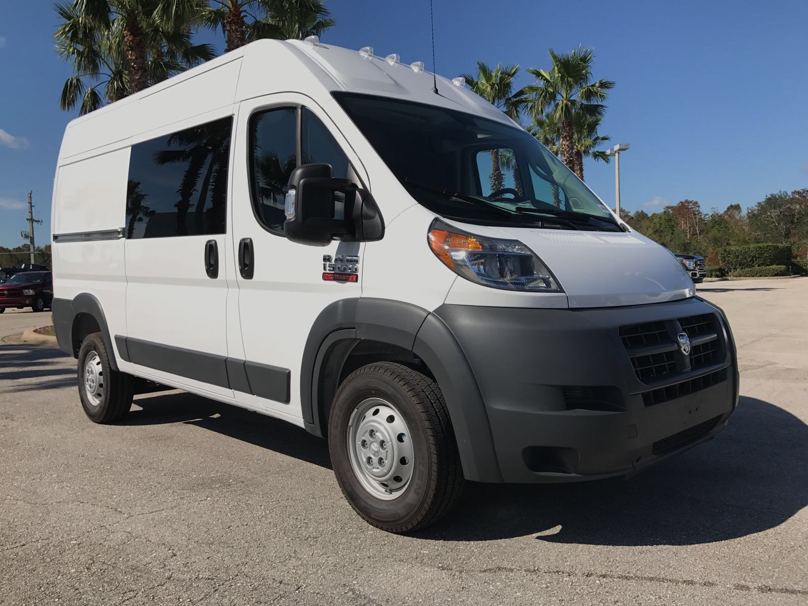 2018 ProMaster 1500 High Roof FWD,  Empty Cargo Van #R18007 - photo 24