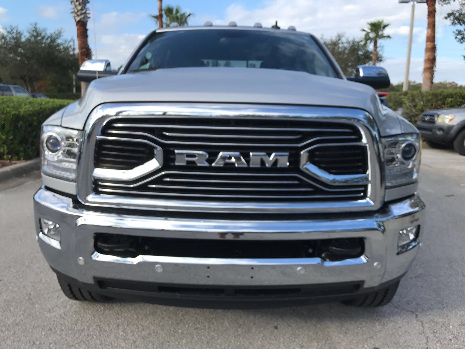 2018 Ram 3500 Crew Cab 4x4 Pickup #R18014 - photo 8