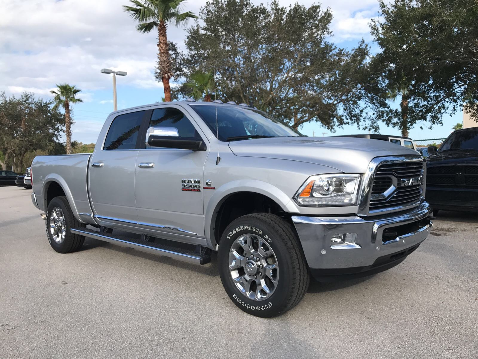 2018 Ram 3500 Crew Cab 4x4 Pickup #R18014 - photo 5