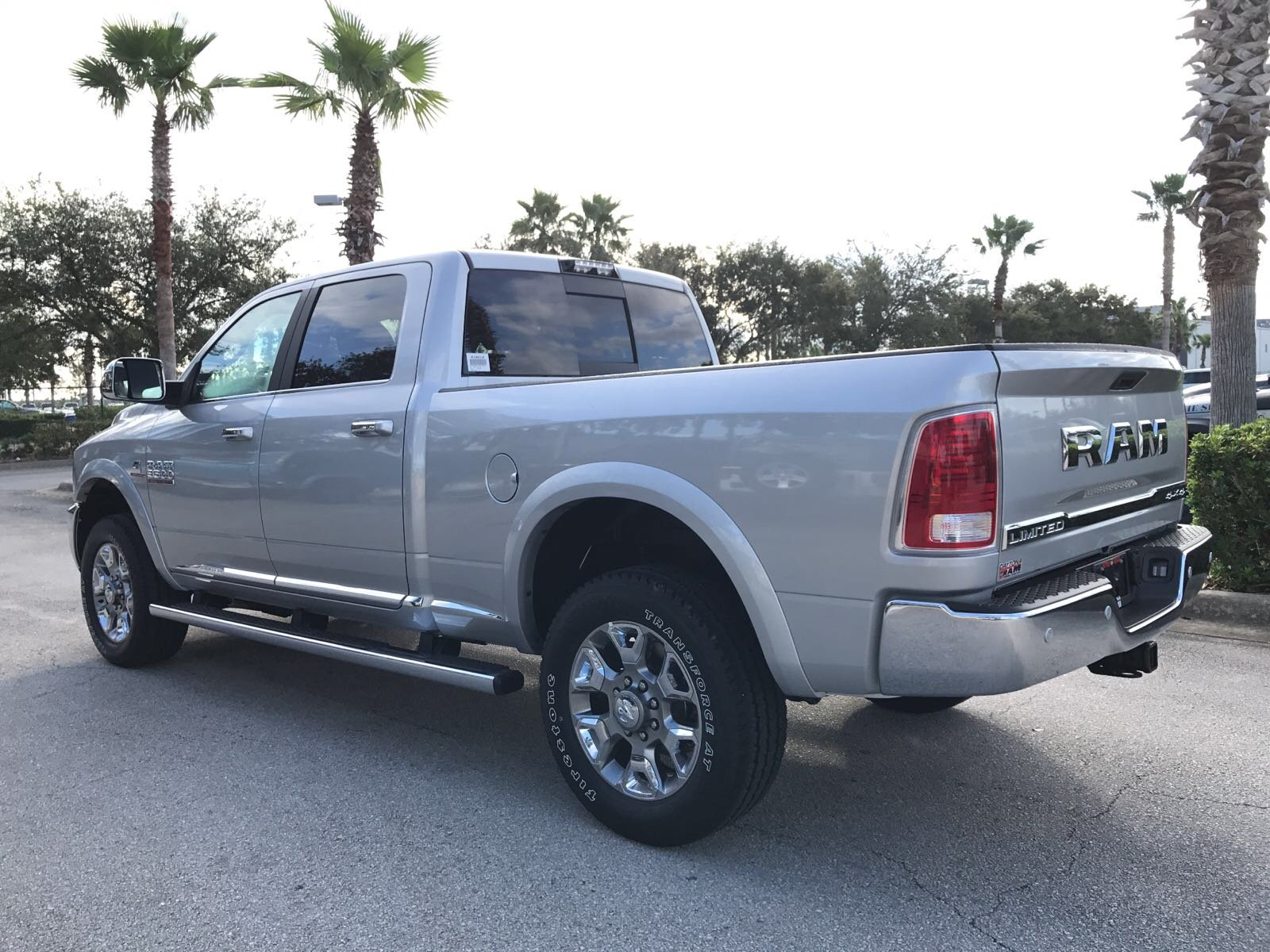 2018 Ram 3500 Crew Cab 4x4 Pickup #R18014 - photo 2