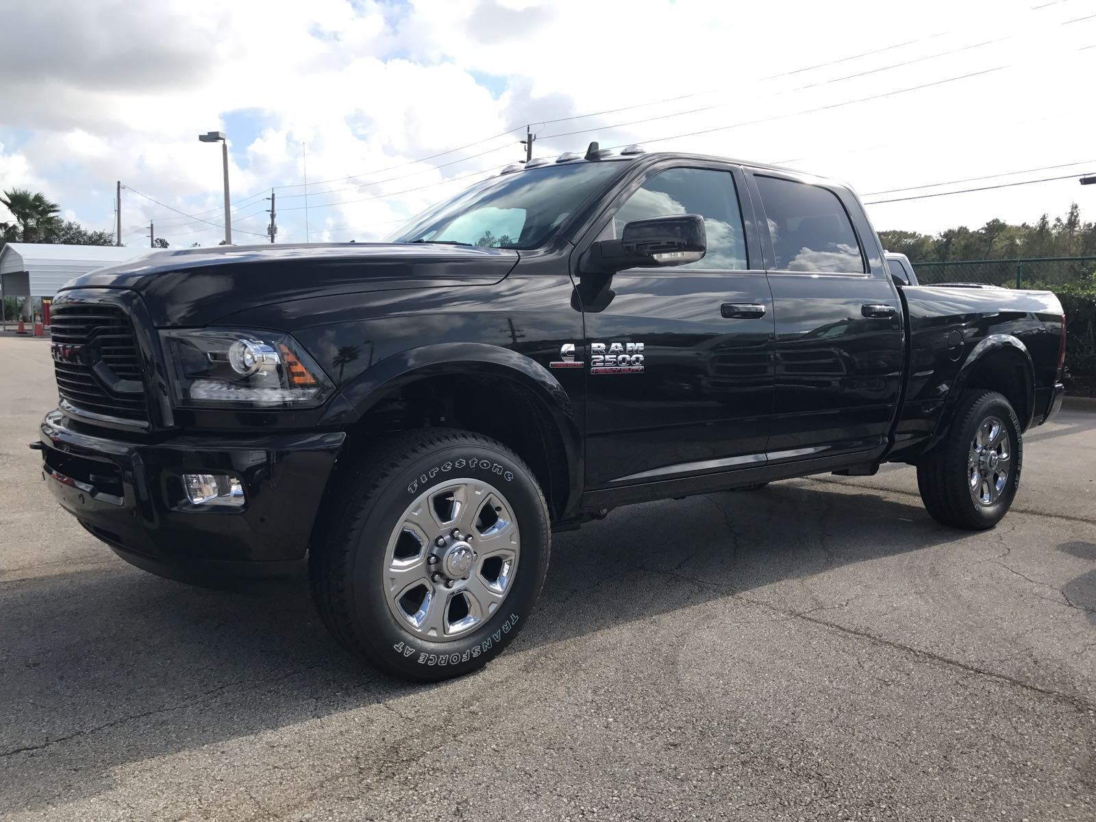 2018 Ram 2500 Crew Cab 4x4,  Pickup #R18047 - photo 1