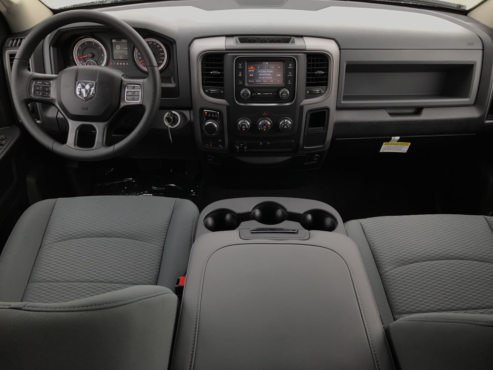 2018 Ram 1500 Quad Cab 4x4, Pickup #R18051 - photo 11