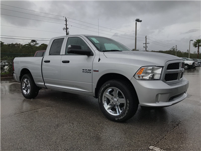 2018 Ram 1500 Quad Cab 4x4, Pickup #R18051 - photo 1