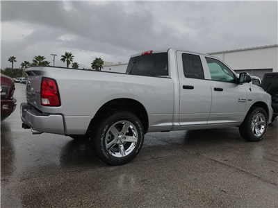 2018 Ram 1500 Quad Cab 4x4, Pickup #R18051 - photo 2
