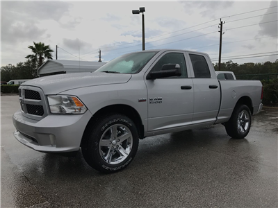 2018 Ram 1500 Quad Cab 4x4, Pickup #R18051 - photo 3