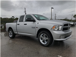 2018 Ram 1500 Quad Cab 4x4, Pickup #R18051 - photo 5