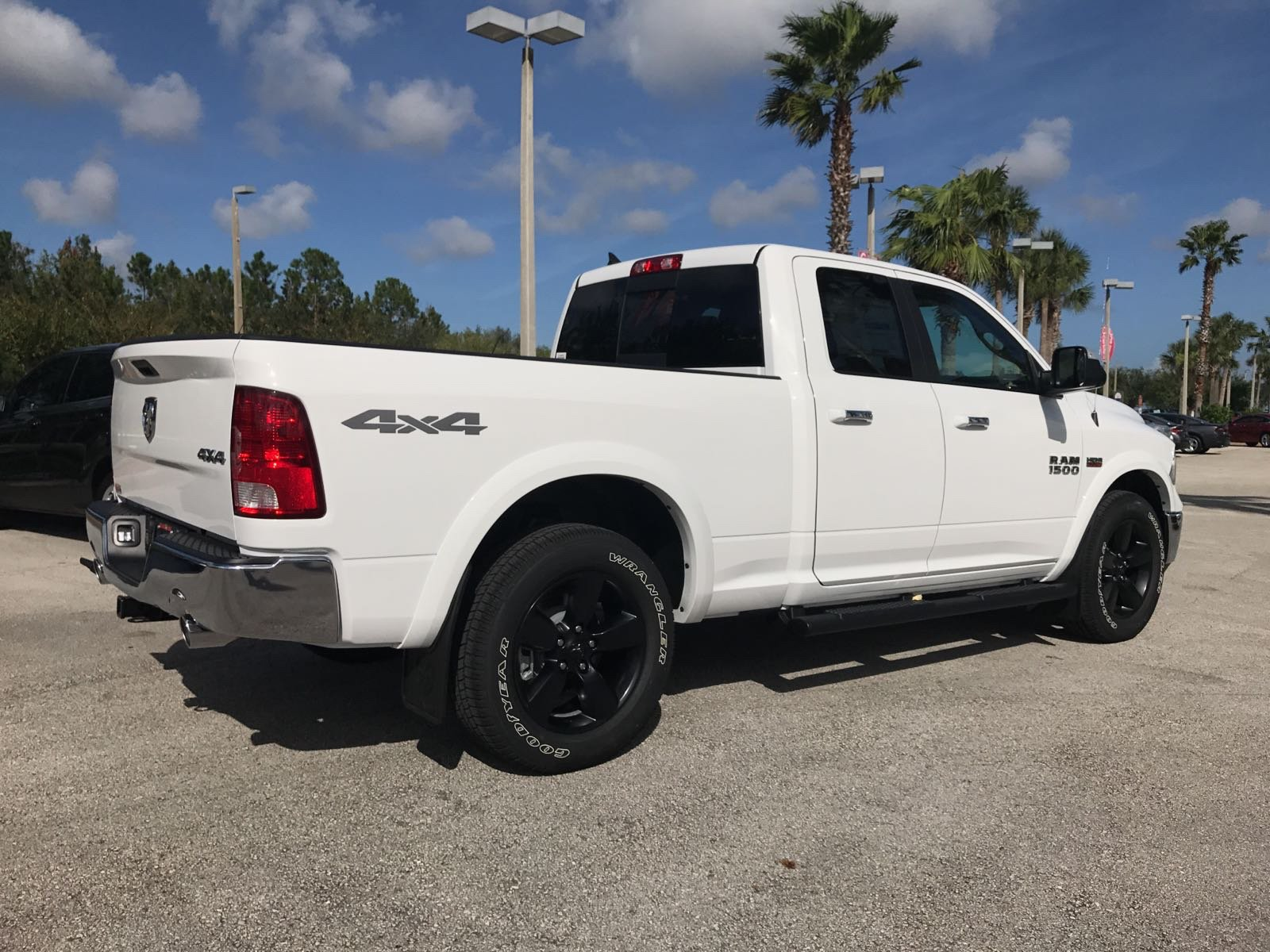 2018 Ram 1500 Quad Cab 4x4,  Pickup #R18076 - photo 5