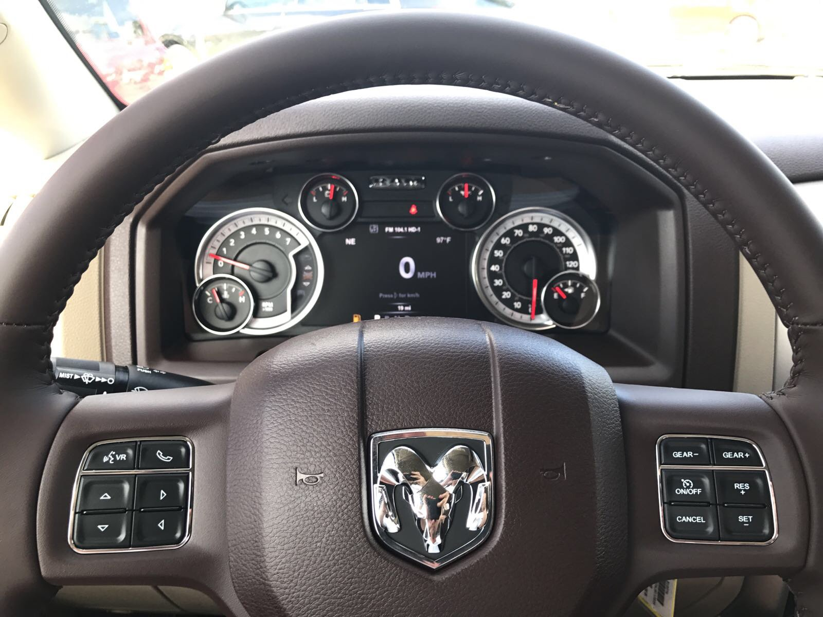 2018 Ram 1500 Quad Cab 4x4,  Pickup #R18076 - photo 21