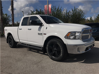 2018 Ram 1500 Quad Cab 4x4,  Pickup #R18076 - photo 3