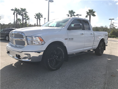 2018 Ram 1500 Quad Cab 4x4,  Pickup #R18076 - photo 1