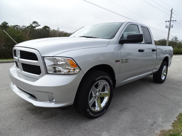 2018 Ram 1500 Quad Cab 4x2,  Pickup #R18175 - photo 1