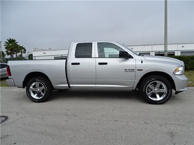 2018 Ram 1500 Quad Cab 4x2,  Pickup #R18175 - photo 4