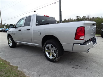 2018 Ram 1500 Quad Cab 4x2,  Pickup #R18175 - photo 2