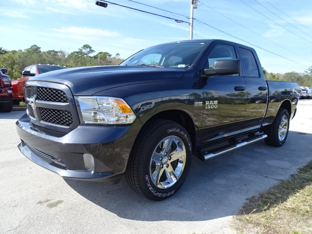 2018 Ram 1500 Quad Cab, Pickup #R18184 - photo 1