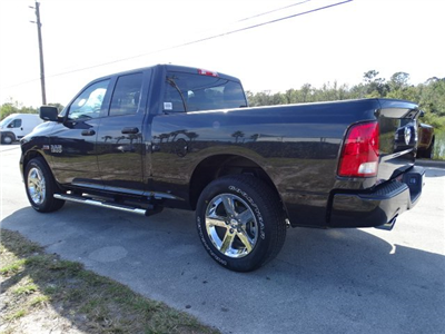 2018 Ram 1500 Quad Cab, Pickup #R18184 - photo 2