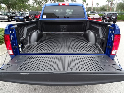 2018 Ram 1500 Quad Cab, Pickup #R18185 - photo 12