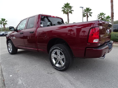 2018 Ram 1500 Quad Cab, Pickup #R18186 - photo 2